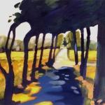 Kastanien allee, Bruchhausen 1