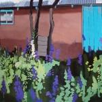Flower Garden of Sargent Park 2