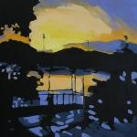 Riverbend sunrise