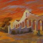 Mission ruins, Tucson